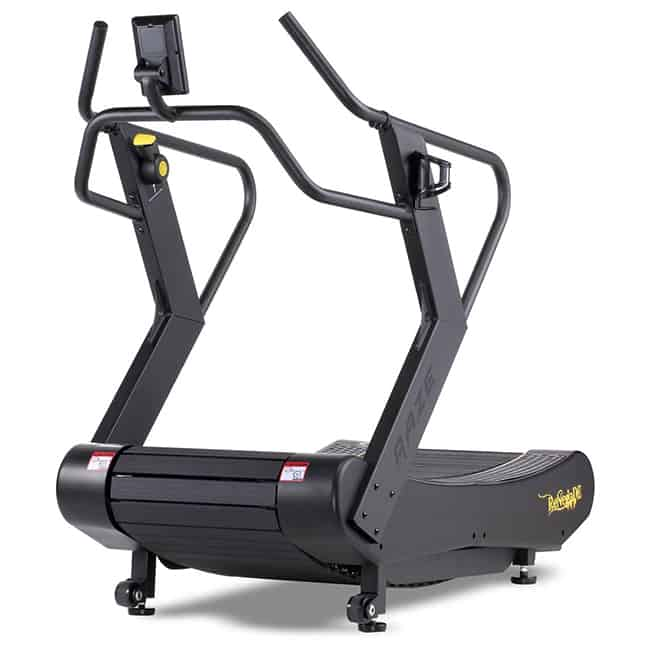 The Curved Treadmill
