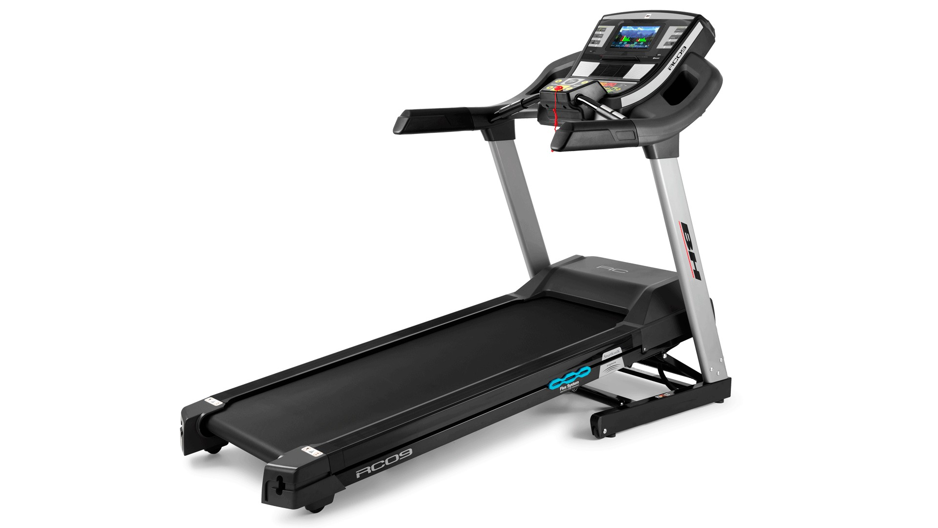 RC09 TFT Folding Treadmill